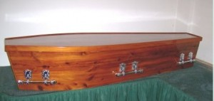 traditionalbermudian coffin
